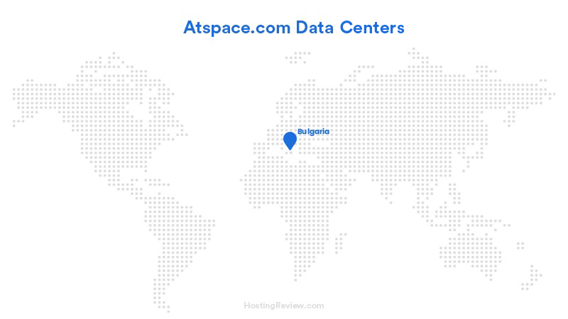 Atspace Data Center Locations
